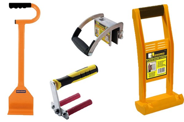 Some door carriers use a cl& while other board carriers hold a board from below  sc 1 st  Wonkee Donkee Tools & What are the different types of door and board carrier?
