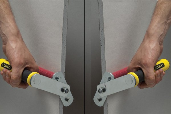 Door or board carriers can be used to transport various panels and boards