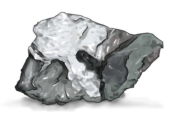 Zinc is tough but lightweight