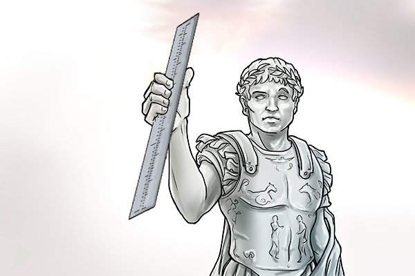The Roman's standard of measurements was the foundation for the imperial system of measurement still used in America and England