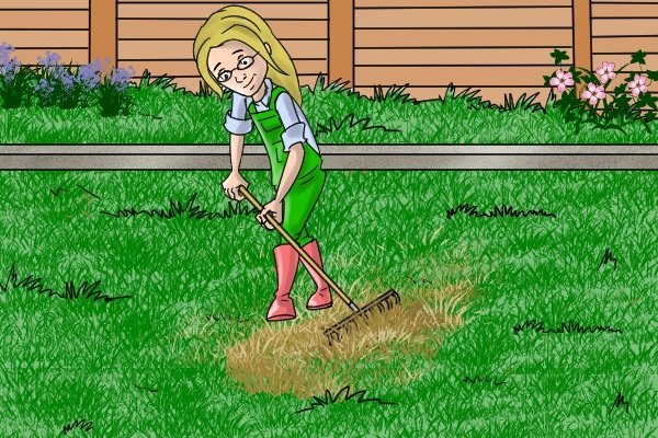 Garden rakes can move various materials around gardens and lawns. Garden rakes are stronger than leaf and lawn rakes