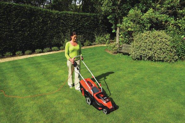 Before you scarify a lawn you should mow it. Us a thatch rake to scarify a lawn