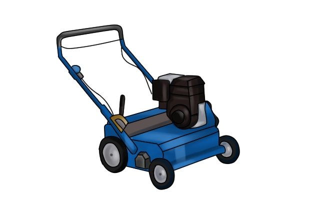 Power scarifying machines should be easier to use than hand rakes
