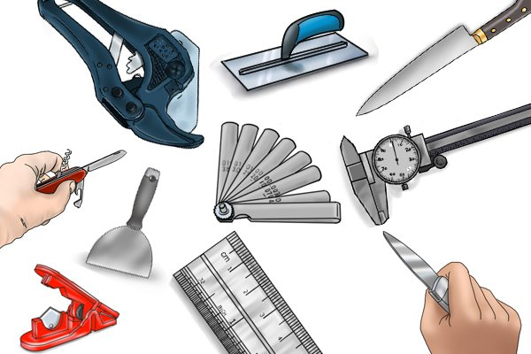 Many different types of tools can be made from stainless steels