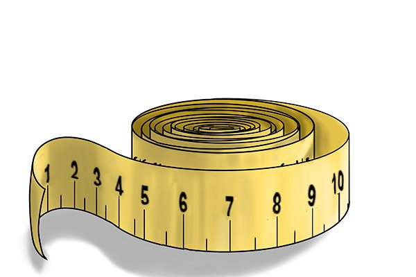 Seaming clamp sizes
