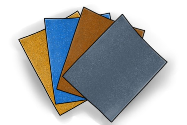 Choose the right sandpaper grit size