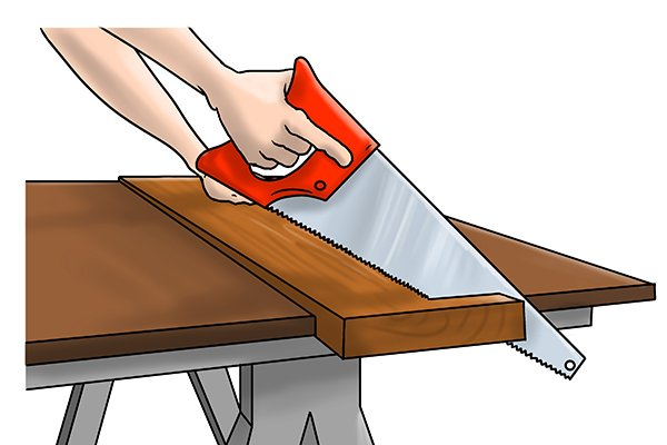 Vices can be used for cutting and sawing