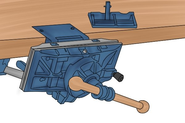 woodworking vice