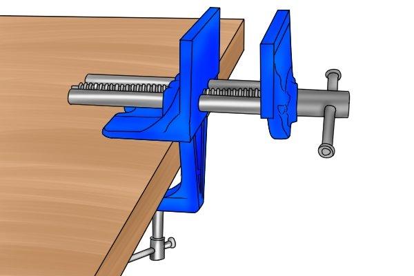 woodcraft vice