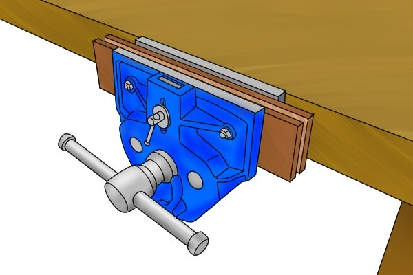Original PDF DIY Woodworking Bench Vice Uk Download Woodworking