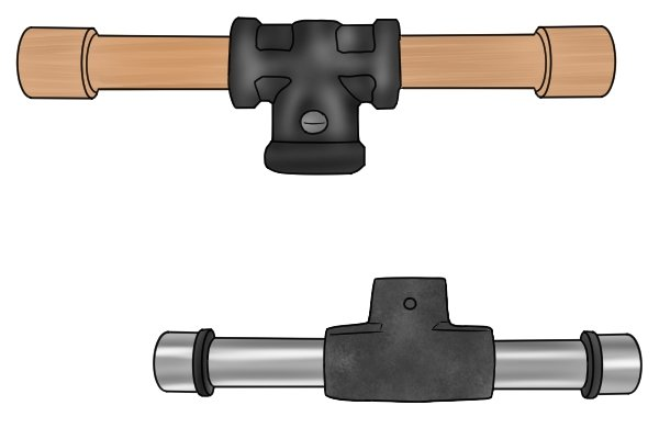 woodworking vice handles