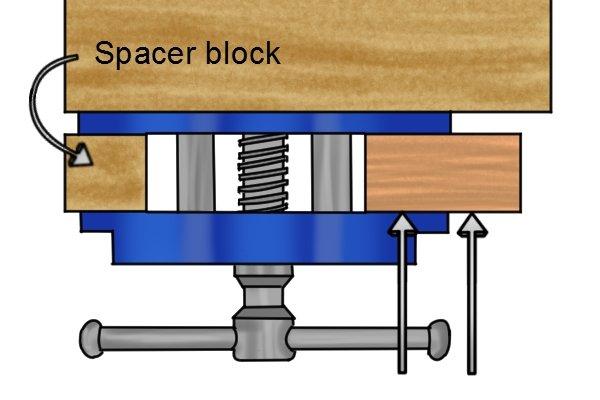 spacer block