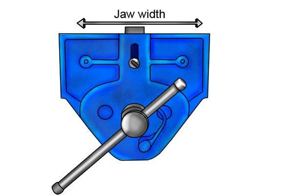 jaw width
