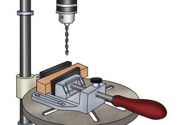 drilll press
