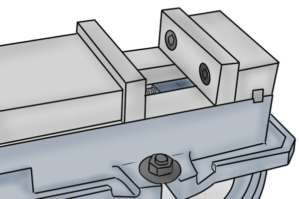 milling vice jaws
