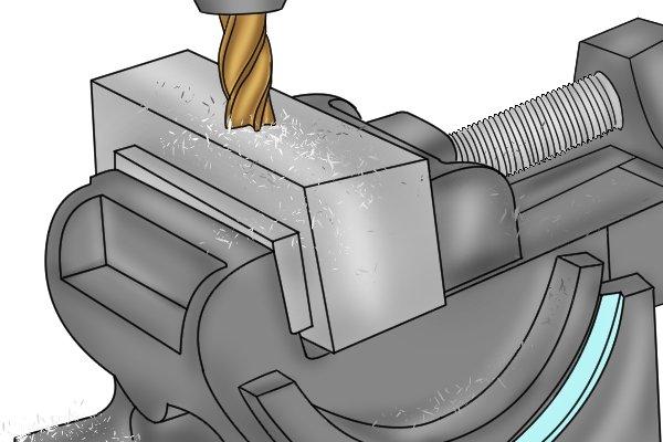 position workpiece