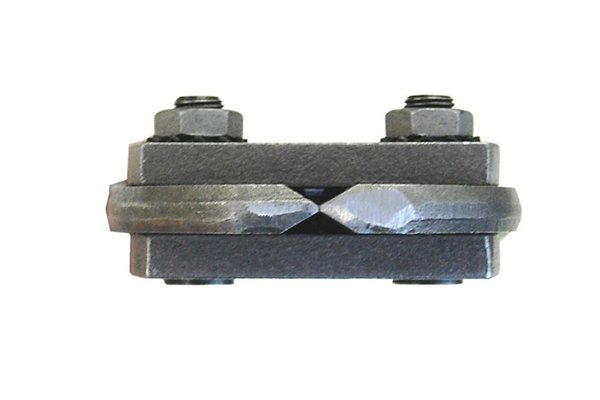 Replacement bolt cutter jaws head one - centre cut