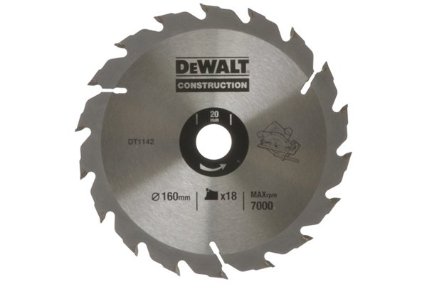 Circular saw blade, the edge of which is coated with tungsten carbide, designed to cut through very hard materials
