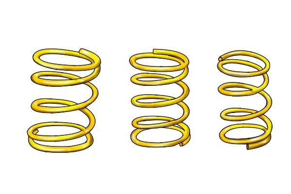 Spring brass is the cheapest form of brass to use to make contacts from.