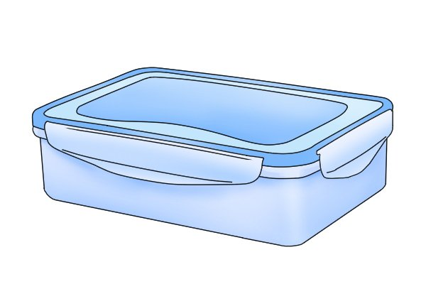 Airtight containers are the best place to store batteries to keep them from getting moist condensation in them.