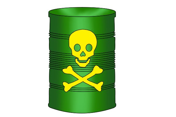 Batteries are full of toxic material and should be disposed of carefully.