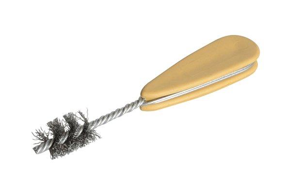 Copper pipe cleaning brush AKA tube brush, twisted brush