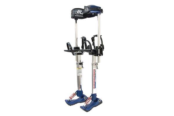 drywall stilts, plasterers stilts wonkee donkee tools DIY guide