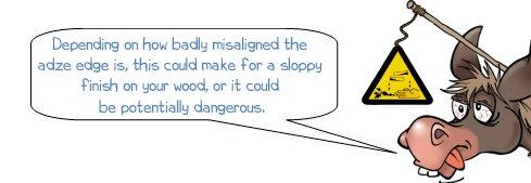 Wonkee Donkee warns against using badly made tools
