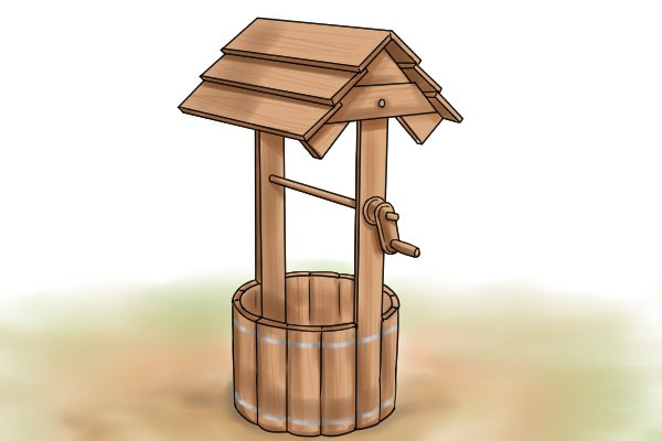 A Shallow or Ornamental Water Well