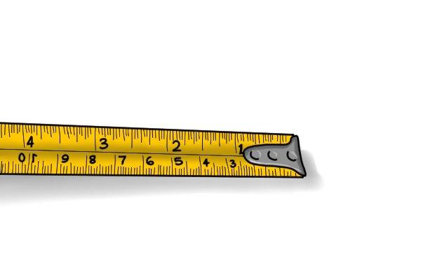 Measuring Tape on Grass