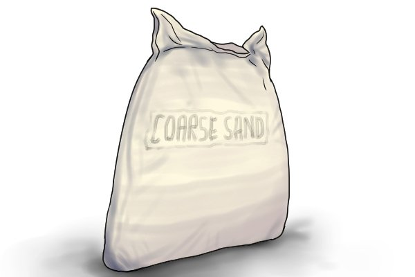 A Bag of Coarse Sand