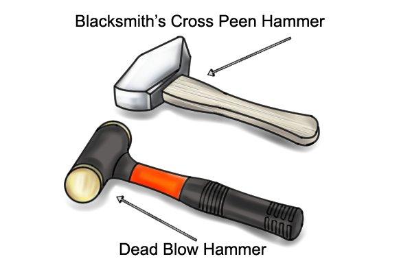 Cross Peen & Dead Blow Hammer