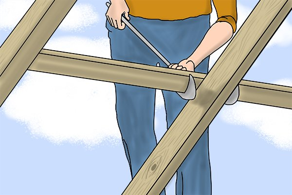 Using a batten lifter