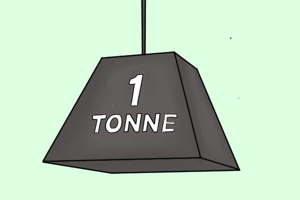 One tonne