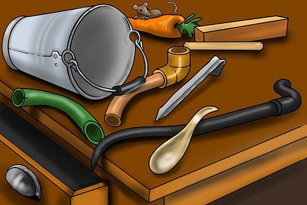 Makeshift tools