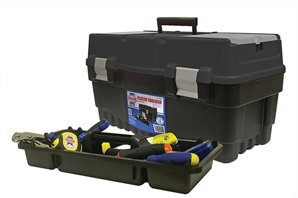 If possible store your brick rake in an individual section of your tool box so as to prevent it getting knocked about by other tools