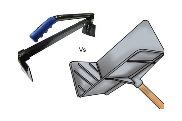 Brick tongs and Brick hods are both used today to help lift and carry bricks or blocks. You need to know the advantages and disadvantages of each in order to decide which to use.