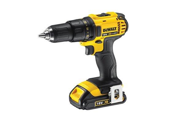 18 volt cordless drill driver