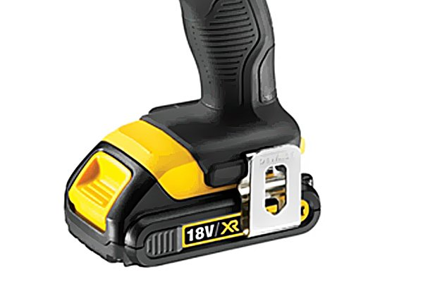 The voltage of a impact driver is often written on the battery