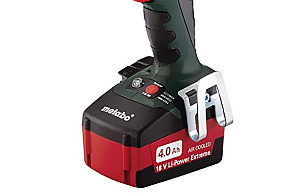 High voltage cordless impact driver