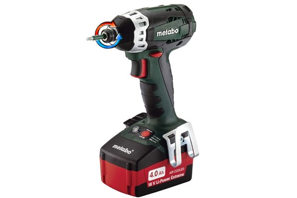 Cordless impact drivers have a reverse function