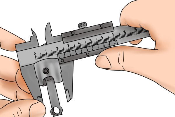 Instrument error refers to how accurate a vernier caliper is. Vernier calipers, like micrometers, are tools used for low tolerance measuring. Low tolerance measuring tools provide very accurate measurements, with a small margin for error. The instrument error of most vernier calipers is +- 0.03mm (+- 0.0015 in), making the tool very useful if you are looking for a high level of precision in your measurements.