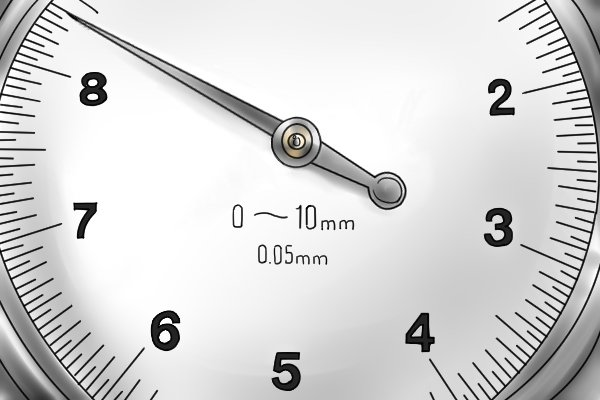 Dial calipers are much more common nowadays than vernier calipers. The central feature, the dial indicator makes dial calipers much easier to use and read.