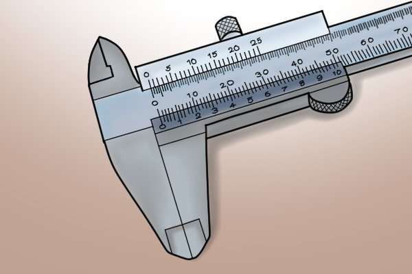 How do you look after a vernier caliper? clean vernier after use After use, it is important that you check the beam of your vernier caliper for any unwanted residue that may affect the sliding motion of the vernier scale. After use, it is important that you check the beam of your vernier caliper for any unwanted residue that may affect the sliding motion of the vernier scale. Apply a small drop of oil to the beam of the caliper, clean it off with a cloth and slide the vernier scale backwards and forwards a couple of times. Most calipers come with a protective case to keep them safe when not in use. Vernier calipers should be stored somewhere dry and humid-free. Most calipers come with a protective case to keep them safe when not in use. caliper closed jaws You should regularly check the calibration of your caliper, to make sure that it is working correctly.