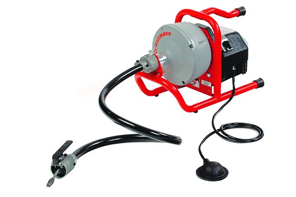 What Are The Parts Of A Power Drum Auger