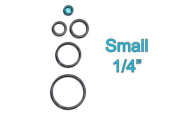 small diameter drain augers