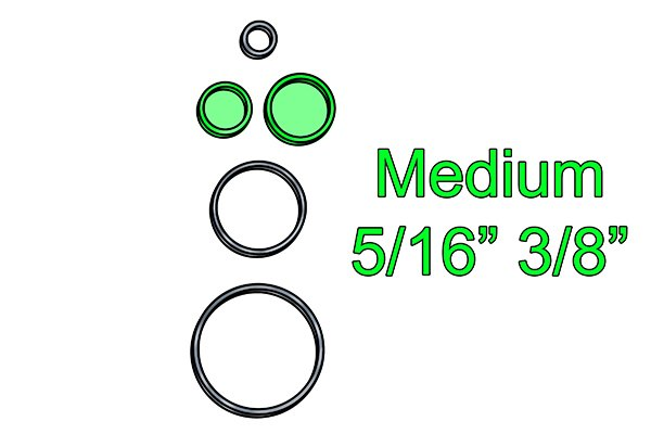 medium diameter drain auger