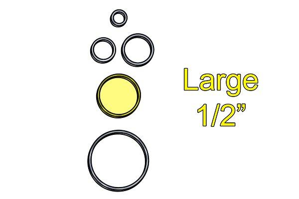large diameter drain auger