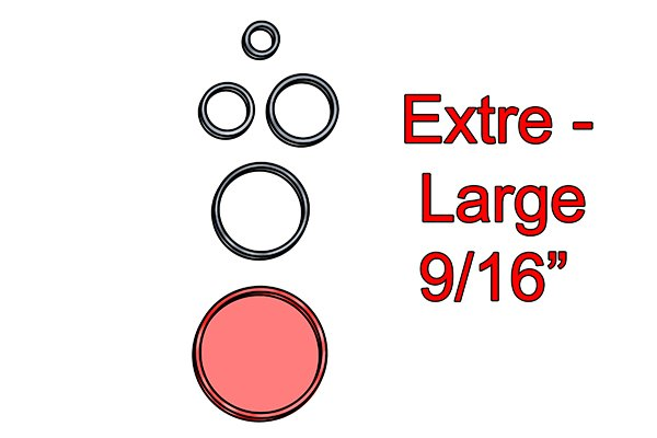 extra large diameter drain auger