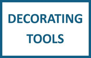 Buy Decorating Tools Online from Wonkee Donkee Tools